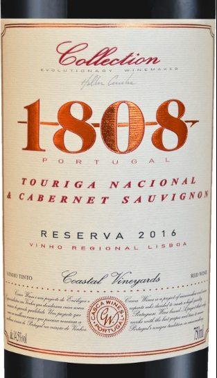 Portugal – 1808 COLHEITA REGIONAL DOURO BRANCO