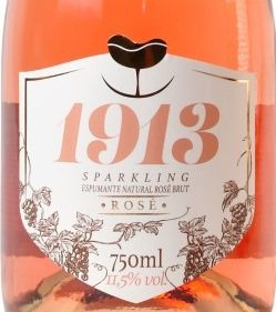 Brasil – ESPUMANTE 1913 SPARKLING ROSE BRUT