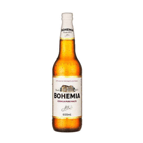 Bohemia 600 ml