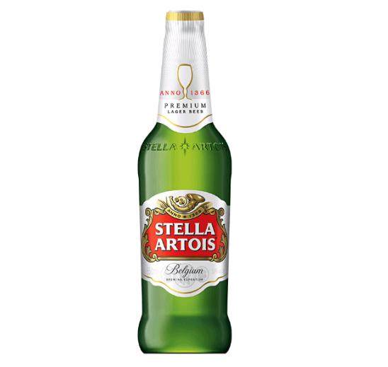 Stella Artois (550 ml)