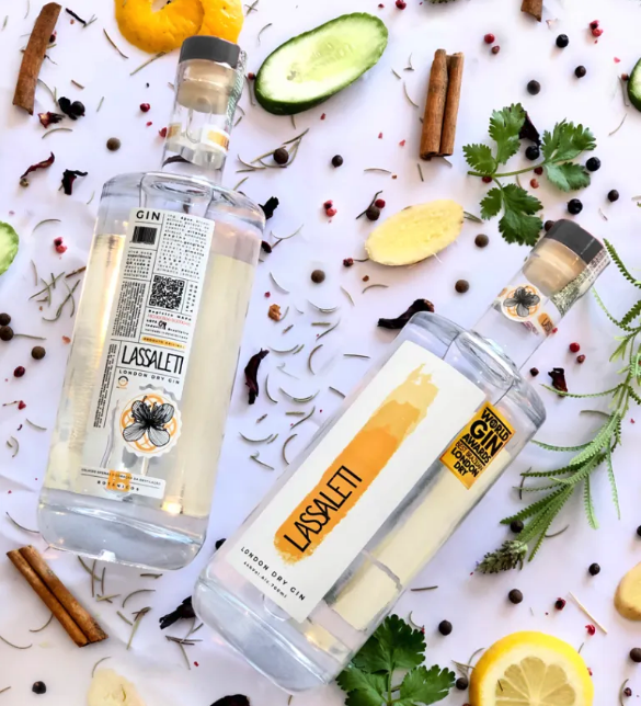 Gin Lassaletti – Dose