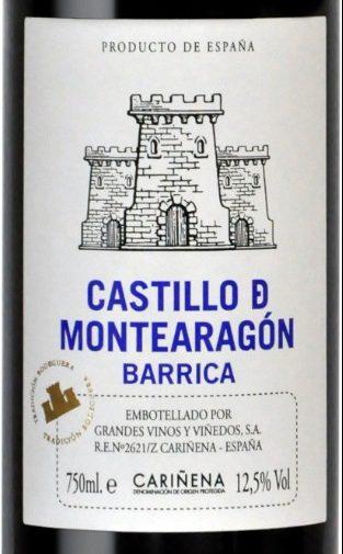 Espanha – CASTILO DE MONTEARAGON