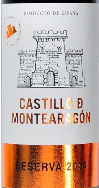 Espanha – CASTILLO DE MONTEARAGON RESERVA