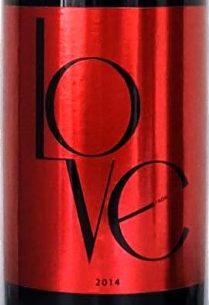 Chile – LOVE RED – CABERNET SAUVIGNON/CARMENERE