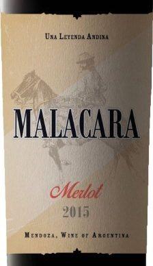 Argentina – MALACARA MERTOT