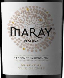 Chile – MARAY RESERVA CABERNET SAUVIGNON