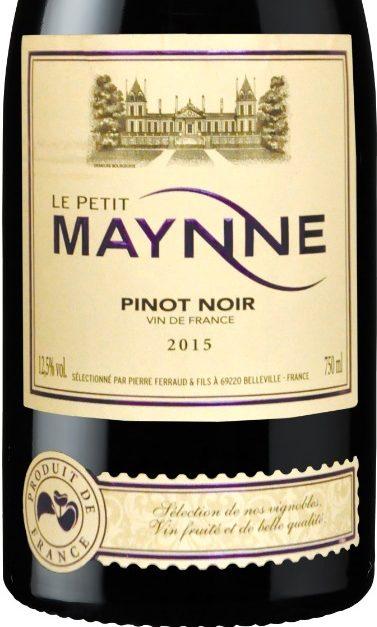 França – LE PETIT MAYNNE PINOT NOIR