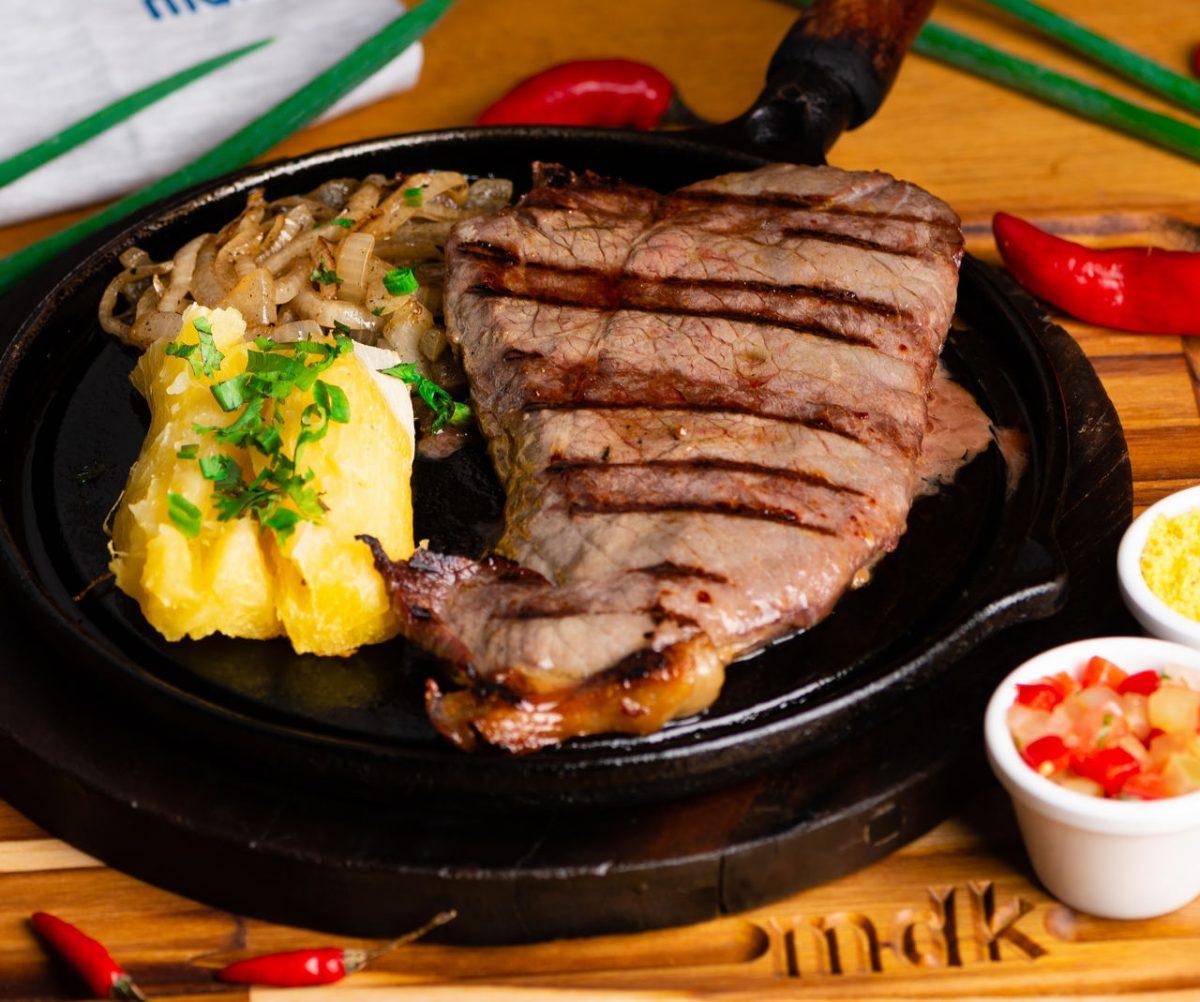 Carne de Sol Padrão Steak