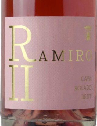 Espanha – ESPUMANTE CAVA RAMIRO II ROSE BRUT